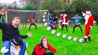 Download SIDEMEN CHRISTMAS FOOTBALL CHALLENGES Mp3 and Videos
