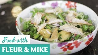 Seasonal British Salad For St George's Day | Fleur & Mike