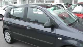Used Car   Hyundai Getz GSi   Grey   WP07DBZ   Wessex Garages   Feeder Road   Bristol