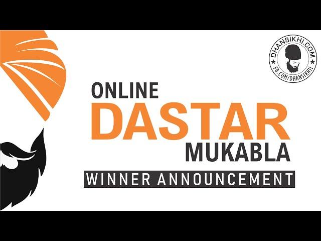 Dhansikhi Dastar Mukabla 2020 Winner