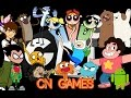 TOP 5 Jogos do Cartoon Network (CN) para Android