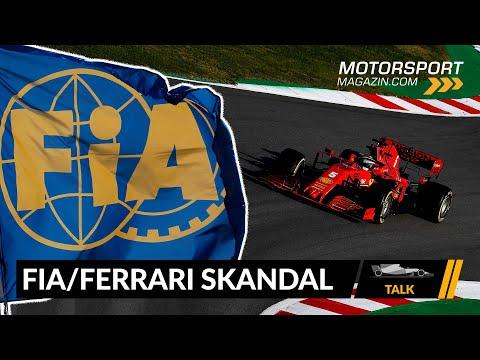 Wie schnell ist Ferrari? Eskaliert der FIA-Streit? – Formel 1 2020 (Talk)
