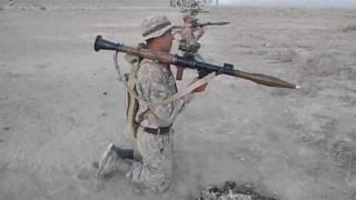 морская пехота 5 рота РПГ рулит Айтжан Парасат