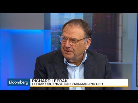 LeFrak CEO Says NYC Apartment Rents Need 15% Decline