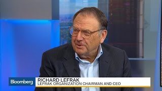 LeFrak CEO Says NYC Apartment Rents Need 15% Decline