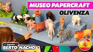 Museo Papercraft Olivenza Español