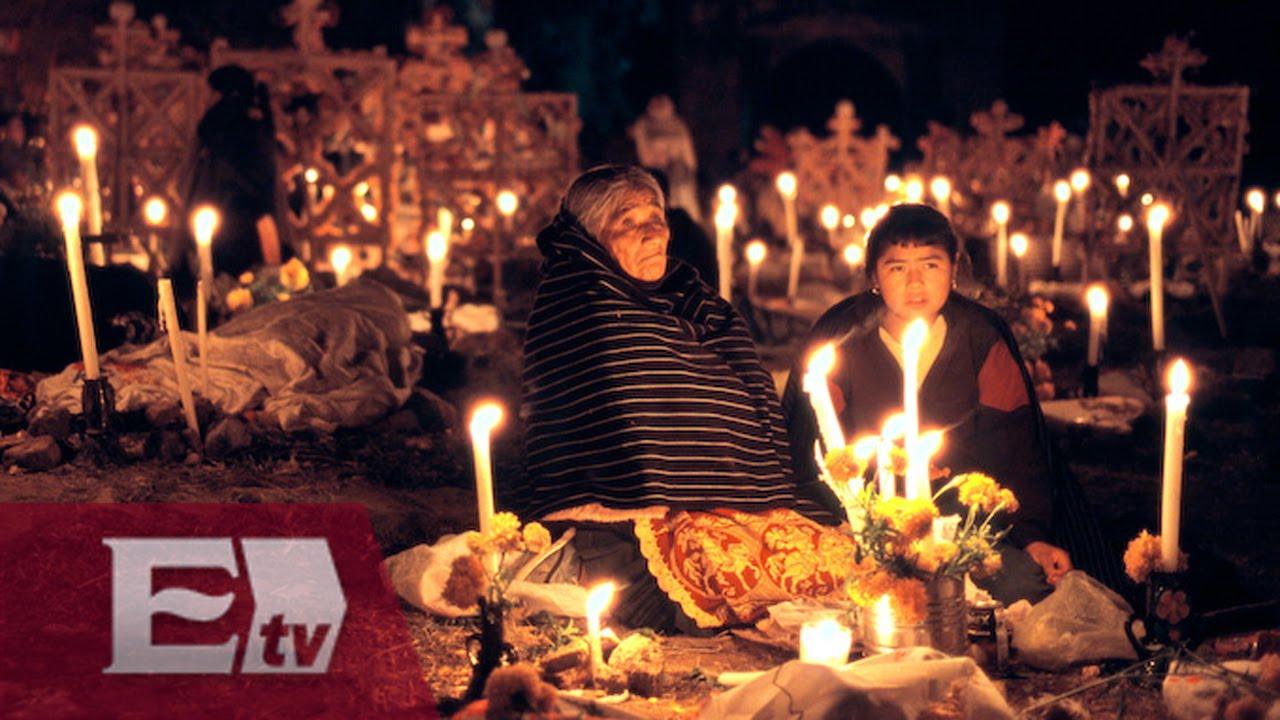 de muertos en la isla de janitizio michoacan ricardo salas youtube