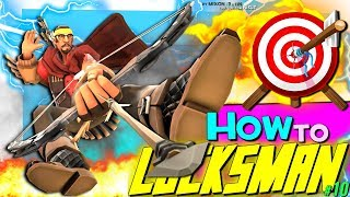 TF2: How to Lucksman #10 [Epic WIN]