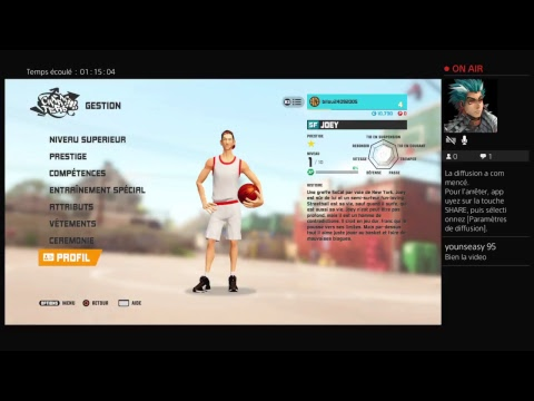 Diffusion PS4 3 on 3