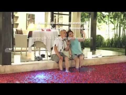 Romantic Honeymoon Private Pool Villa De Daun + Luxury Spa DALA Spa Kuta - Bali