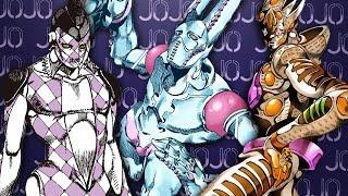 My Favorite Stands in JoJo's Bizarre Adventure thumbnail