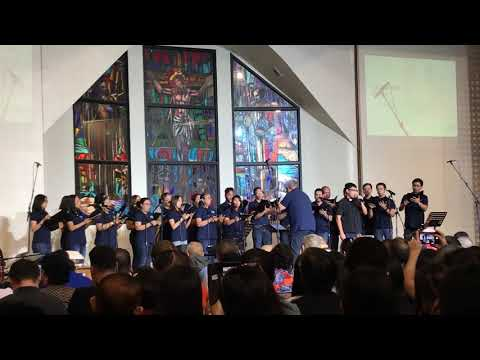 """""""You Are Mine"""" By David Haas Performed By Ateneo Chamber Singers"""