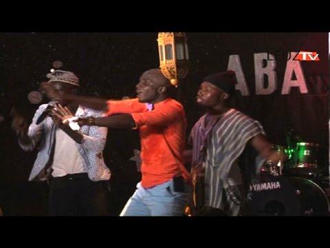 Aba interrompt la prestation des comédiens Combé et Maniouk pour insultes