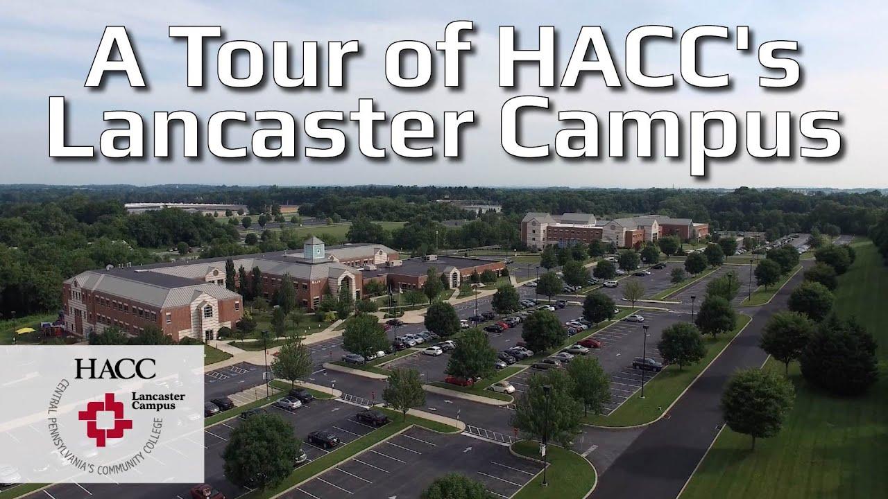 hacc lancaster campus map Hacc S Lancaster Campus hacc lancaster campus map