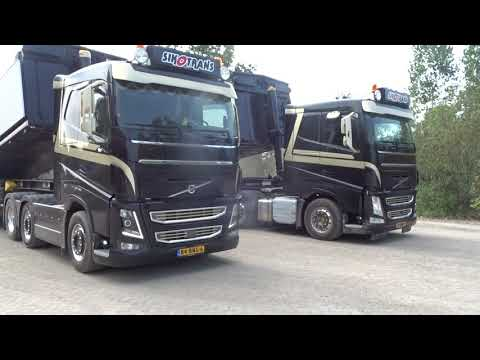 SIKOTRANS VOLVO FH DUO IN ACTION