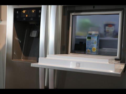 Side By Side Kühlschrank Display : Side by side kombination das sind die vorteile freshmag liebherr