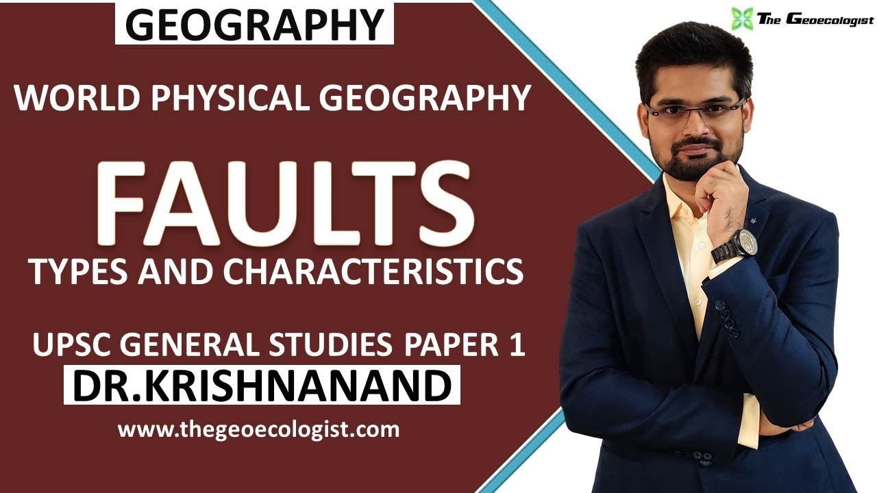 Download Fault : Types and Characteristics |Geomorphology | Dr. Krishnanand