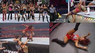 Top 10 WWE Women Battle Royals