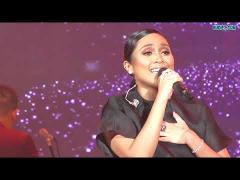 Stunning Vocal. Dayang Nurfaizah Perform LAYARLAH KEMBALI di Muzika Ekstravaganza