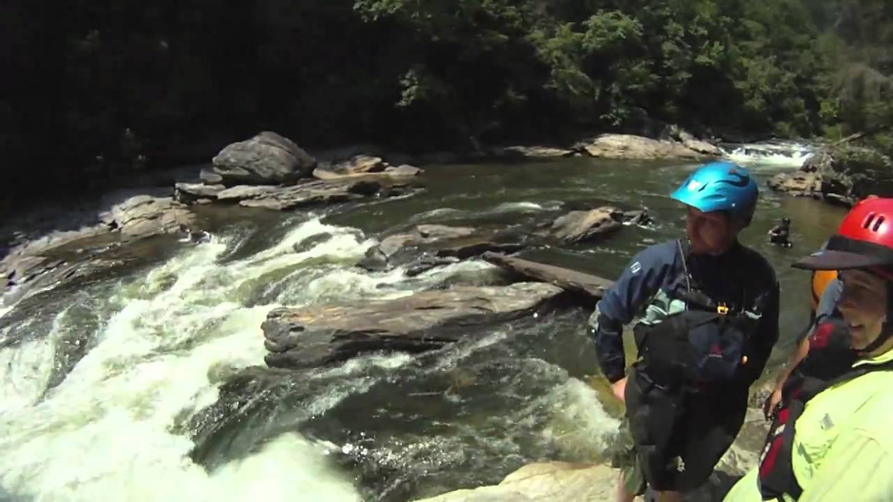 Chattooga Section IV