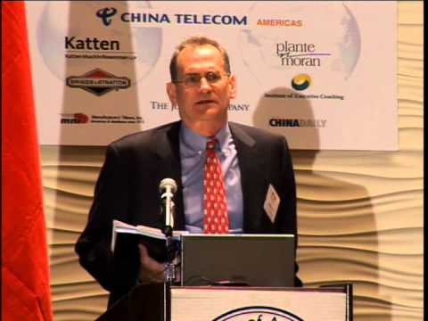 "12th Annual U.S.-China Trade Conference ""Leveraging China in the New Economic Order"" Part 1"