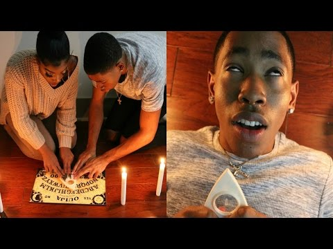 THE OUIJA BOARD CHALLENGE! *DO NOT ATTEMPT*
