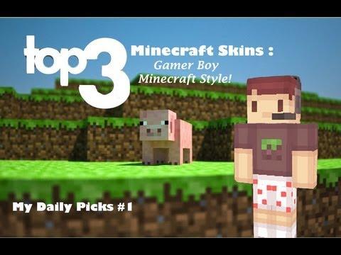 Minecraft - Best Gamer Minecraft Skins - Best 2013 Skins ...