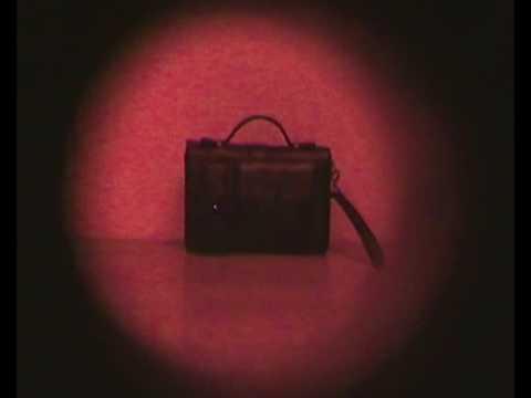 Скрытая камера барсетка