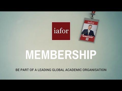 Become an IAFOR Member