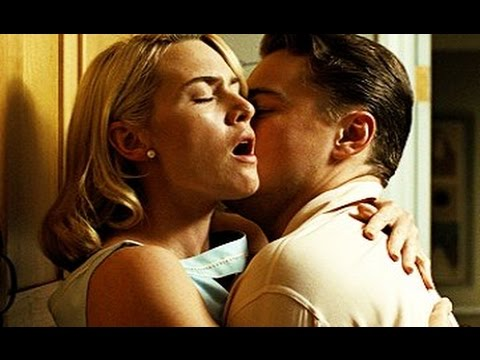 Kate Winslet And Leonardo DiCaprio Hot  In Revolutionary Road