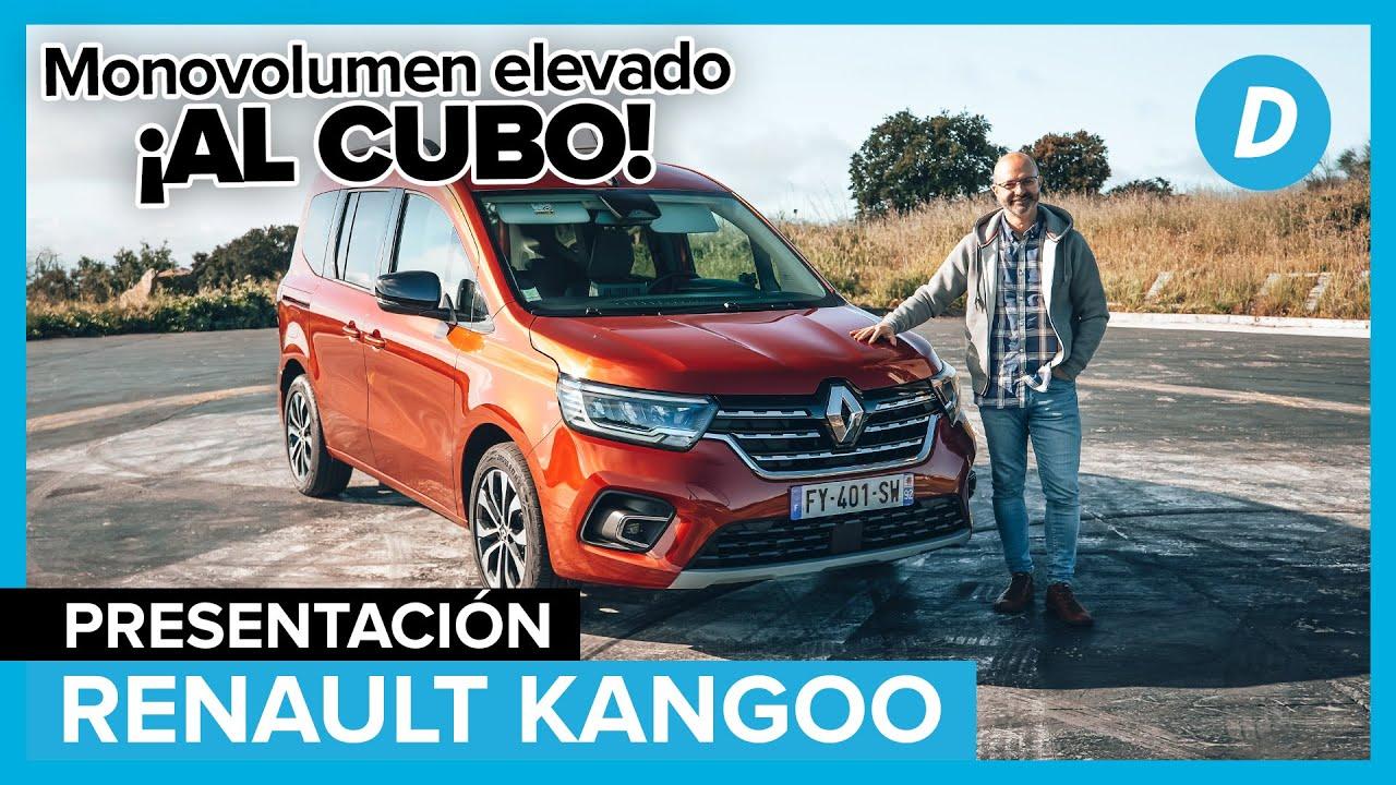 Llega el anti-SUV: prueba del Renault Kangoo 2021 Combi | Review en español