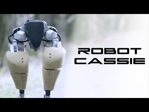 Download Youtube: Next Gen Bipedal Robot Cassie - Behold The Future