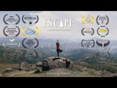 Escape | 4K Hong Kong Timelapse & Hyperlapse