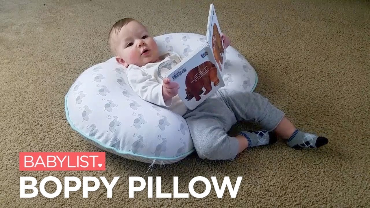 boppy pillow review babylist
