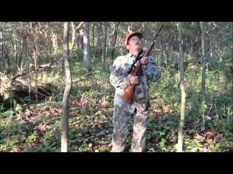 Hmong Squirrel Hunting  Hmoob Tua Nas 2016