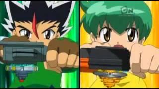 Beyblade Metal Masters - Kenta vs Masamune