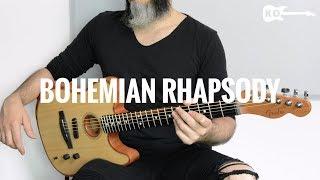 Queen - Bohemian Rhapsody - Acoustic Guitar Cover by Kfir Ochaion - Fender Acoustasonic