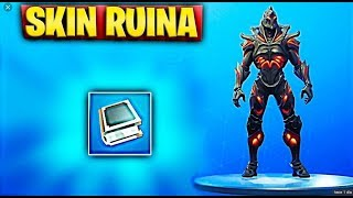 MY SUBCRIPTOTES HELP ME UNLOCK THE SKIN RUINA TEAM ZTE FORTNITE // live // direct // españ