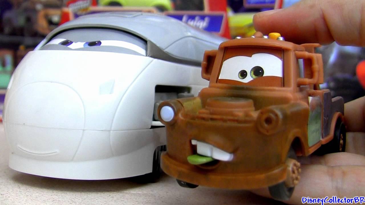Stephenson Cars 2
