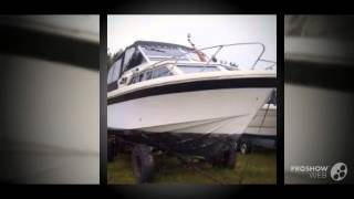 Windy 30 Dc Power boat, Cruiser Yacht