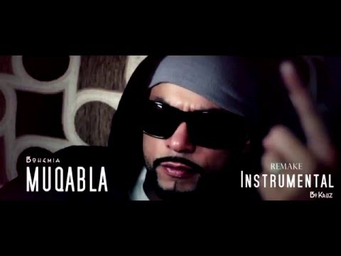 'MUQABLA' Instrumental by Kruz | J.Hind x Bohemia x Shaxe Oriah | Kali denali | Technoghost