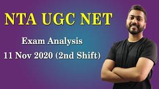Full Analysis of UGC NET CSE exam 11 Nov, 2020