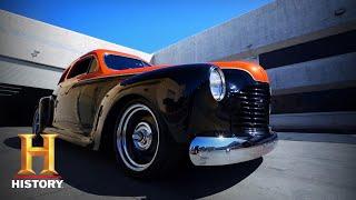 Counting Cars: '41 BUICK RAISES BIG BUCKS FOR CHARITY (Season 9) | History