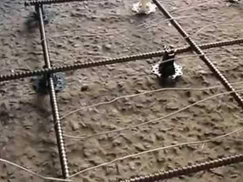 Нагревательный провод ПНСВ для бетона
