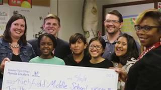 Life is Better Thanks to Greater Twin Cities Honda | Richfield Middle School