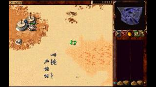 Dune 2000 Atreides Mission 3 - Version 1 (Hard)
