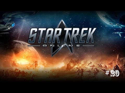 Star Trek: Online; F2P; Fast level up; Part 20; Task for Hippocrates