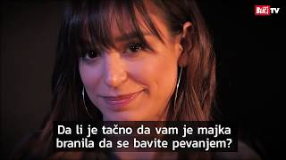 POPILA TRI LEKA ZA SMIRENJE I SELA NA BLIC POLIGRAF Edita  je pala  na pitanju Zlostavljanju