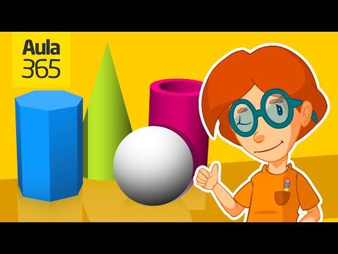 Figures and Geometric Shapes - Aula365