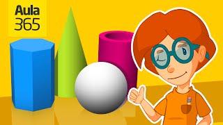 Las Figuras y los Cuerpos Geométricos | Videos Educativos para Niños